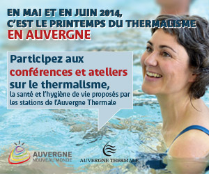 Printemps du Thermalisme - Conferences & Ateliers