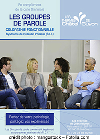Groupes de parole � Chatel-Guyon