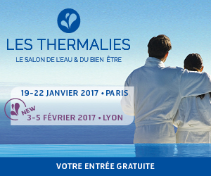 Auvergne Thermale aux Thermalies 2017